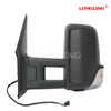 Best quality auto mirror for Mercedes Sprinter long arm